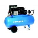 Kompresor s olejovou náplní Comprecise P200/400/5.5 pomaloběžný