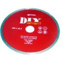 Diamantový kotouč celoobvodový DIY 180 mm